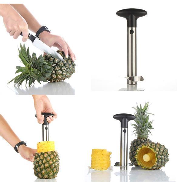 پوست کن آناناس - حلقه کن آناناس اسلایسر