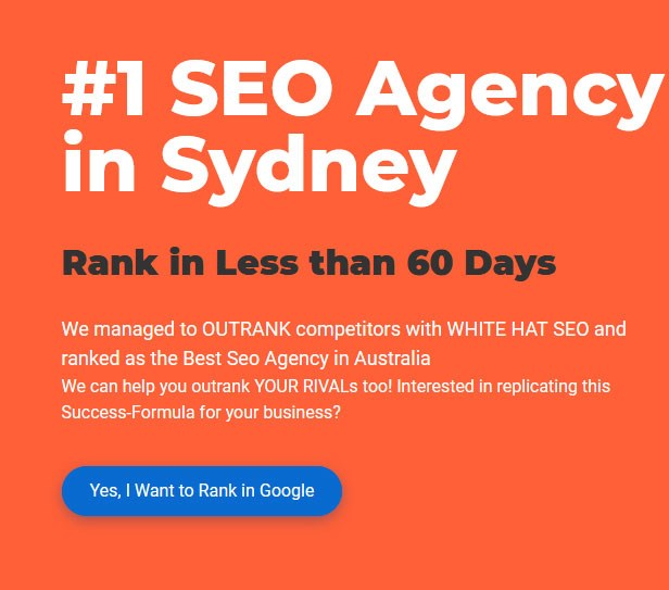 Digital Marketing Agency Sydney Australia